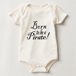 Body BornToBeAPirate, InfantShirt
