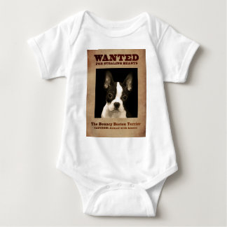 Body Boston plein d'entrain Terrier