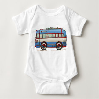 Body Bus touristique mignon d'autobus