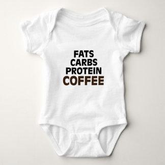 Body Café de protéine de glucides de graisses