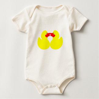 Body canards jaunes