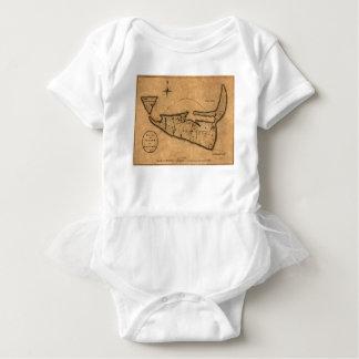 Body Carte de Nantucket 1782