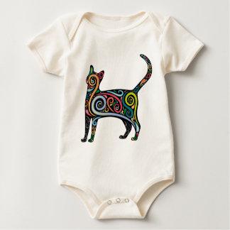 BODY CAT COLORÉ