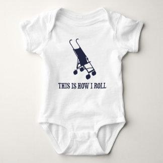 Body C'est comment je roule la poussette de bébé
