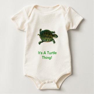 Body C'est une chose de tortue