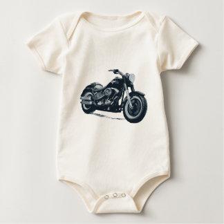 Body Chaque garçon aime une grosse moto américaine
