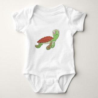 Body Chemise de bébé de tortue de mer
