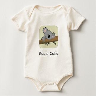Body Chemise de koala pour des bébés