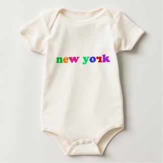 Body Chemise de nourrisson de New York