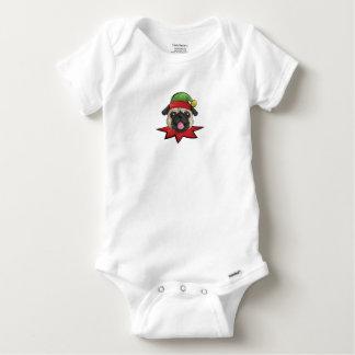 Body Chemise drôle de cadeau de Noël d'Elf de