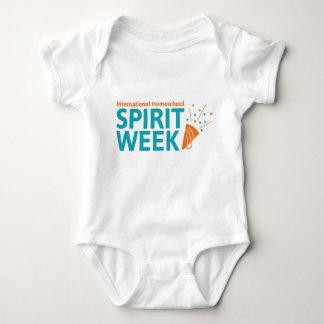 Body Chemise infantile du vêtement une pièce HSSW