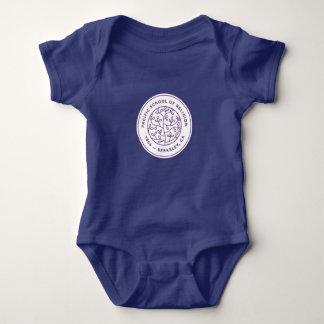 Body Chemises de bébé avec la crête
