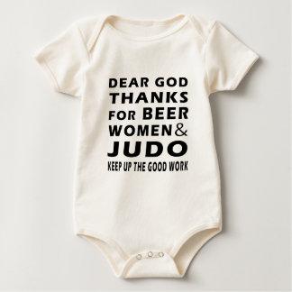 Body Chers mercis de Dieu des femmes et de judo de