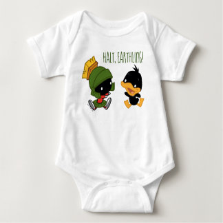Body Chibi MARVIN le MARTIAN™ et le DAFFY DUCK™