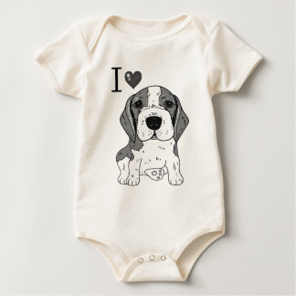 Body Chien de beagle