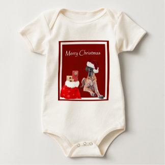 Body Chien great dane de Noël