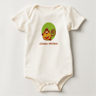Body Chose sauvage - chemise - singe effronté