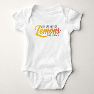 Body Citron Onsie de bébé