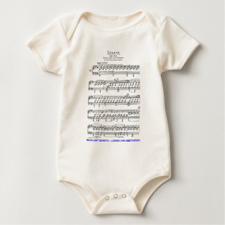 Body Clair de Lune-Sonate-Ludwig-Beethoven