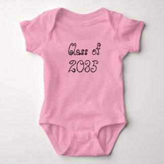 Body Classe de combinaison de bébé de 2035