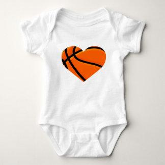 Body COEUR de basket-ball