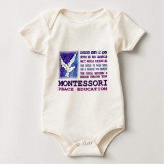 Body Colombe de Montessori