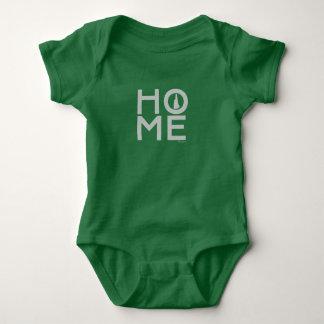 Body Combinaison À LA MAISON de bébé du New Hampshire