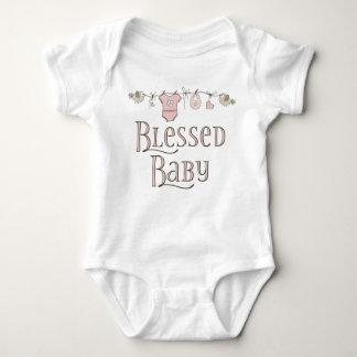 Body Combinaison bénie de bébé