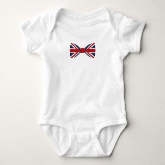 Body Combinaison de bébé - arc d'Union Jack