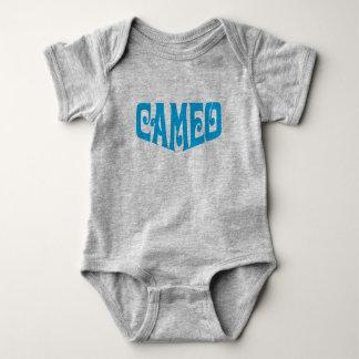 Body Combinaison de bébé avec le logo de camée