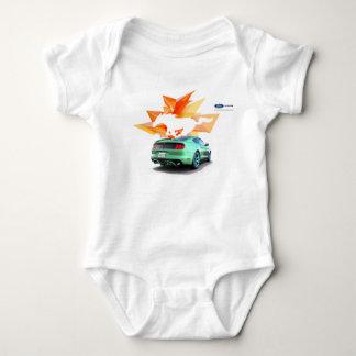 Body Combinaison de bébé d'adaptateur de mustang