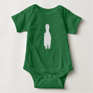 Body Combinaison de bébé d'alpaga