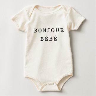 """Body Combinaison de bébé de """"Bonjour Bébé"""""""