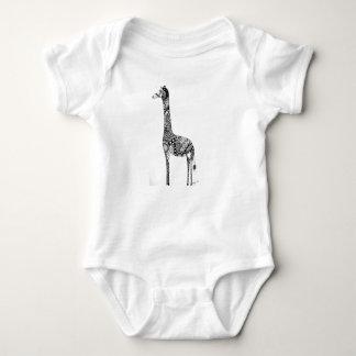 Body Combinaison de bébé de girafe