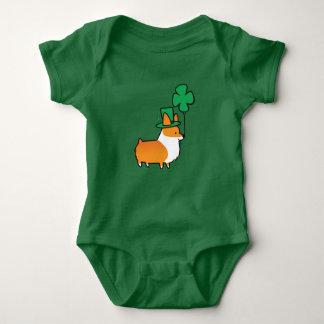 Body Combinaison de bébé de Jour de la Saint Patrick