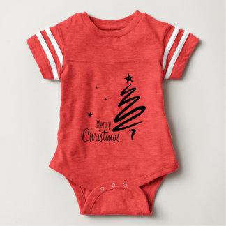 Body Combinaison de bébé de Joyeux Noël