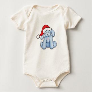 """Body Combinaison de bébé de """"mon premier Noël"""" avec le"""