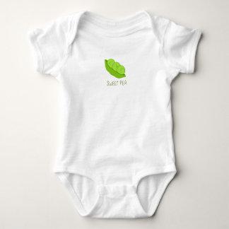 Body Combinaison de bébé de pois doux