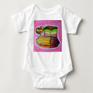 Body combinaison de bébé de sucre