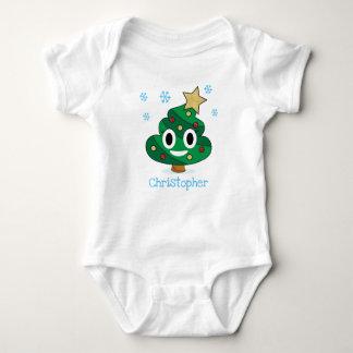 Body Combinaison de bébé d'Emoji de dunette d'arbre de