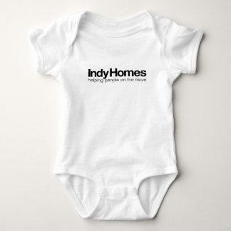Body Combinaison de bébé d'équipe qui reçoit d'Indy