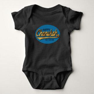 """Body Combinaison de bébé d'est """"Chanukah rétro 139BCE"""""""