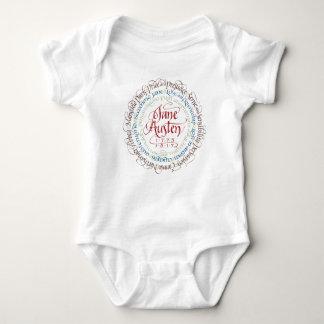 Body Combinaison de bébé - drames de période de Jane