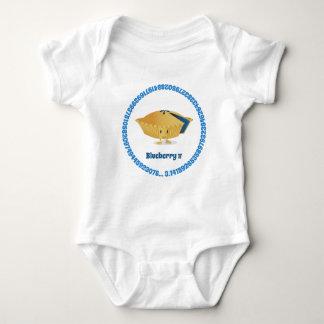 Body Combinaison de bébé du jour | de la myrtille pi