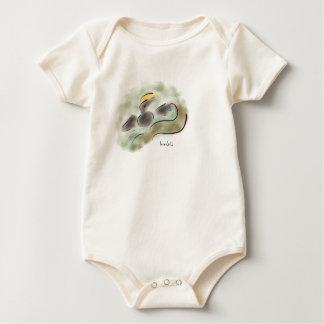 Body Combinaison de calao de bébé