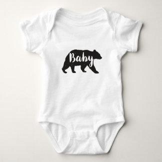 Body Combinaison de nourrisson d'ours de bébé