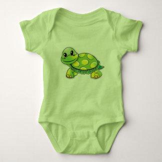 Body Combinaison douce de bébé de tortue