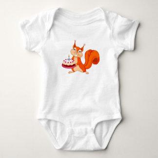 Body Combinaison du Jersey de bébé