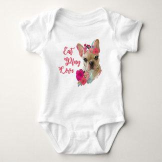 Body Combinaison du Jersey de bébé avec la conception