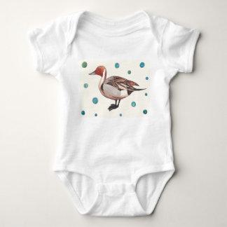 Body Combinaison du Jersey de bébé de canard de canard
